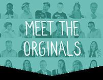 Meet The Originals Campaign