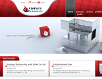 Adways Indonesia Website