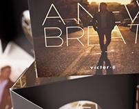 Victor G - CD Album Packaging