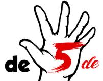 """Logo """"5 from Palma"""""""