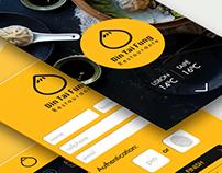 UX/UI Design | Din Tai Fung