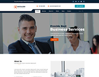 Digitalizer - Corporate and Business PSD Template