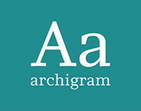 typeface_ archigram