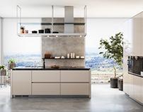 kitchen clarity / Fstorm