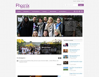 Association Phoenix - Website