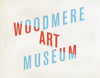 Woodmere Art Museum Identity