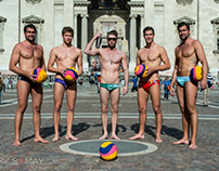Hungarian waterpolo party promo