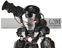 War Machine - Iron Man