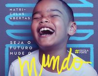 Zeta | Campanha Educação muda o mundo
