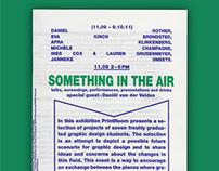 Something in the Air (PrintRoom)