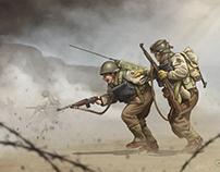 WW2 D-Day - Omaha Beach