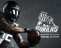 Ponte Preta Gorilas - ID Visual & Branding