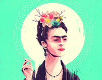 Frida x Thank God it's Frida