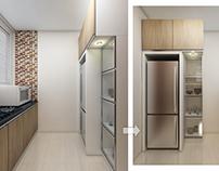 Interior Design_Kitchen Set