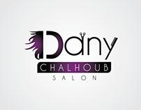 Dany Hair Salon Logo
