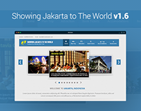 Showing Jakarta to The World 1.8