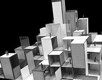 Exploración Steven Holl. Teoría Urbano. 6 Semestre