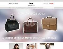 Deluxe, Premium Responsive Fashion Clothing Magento