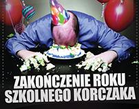 Zakończenie roku szkolnego Korczaka