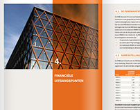 Cage Capital corporate website & brochure