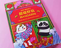 Say What Mandarin Playing Cards