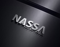 Logo Design for NASSA SEWING THREAD