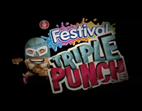 Festival Triple Punch