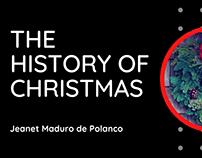 The History of Christmas | Jeanet Maduro de Polanco