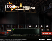 Doritos Inferno Launch
