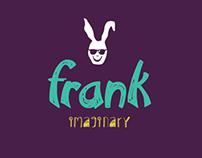 identidade visual I frank imaginary