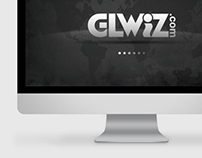 GLWiZ Application UI Design for Samsung Smart TVs