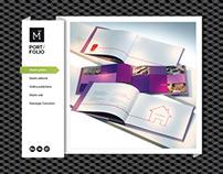 Web Portfolio M