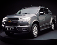 Launch of the Chevrolet S10 - Brazil