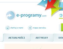 e-programy 1st version