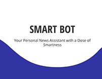 Smart Bot | Learning Conversational UX for News Reading