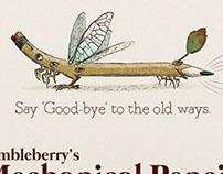 Bimbleberry's Mechanical Pencil