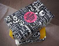 Soap Packaging - Slippy Soap