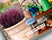 Mim's Creative Gardening Brochure 2013