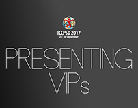Presenting VIP | ICCPSD - 2017