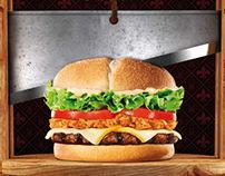 Burger King - TV & Outdoor