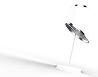 Slide Cone Tablelamp