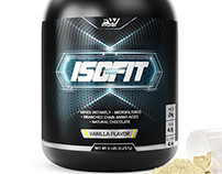 ISO-FIT Protein powder - Fitwhey Thailand