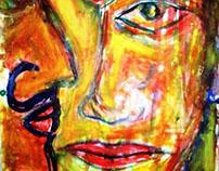Abstract art - Love