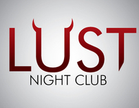 Logo Design for Lust Nightclub