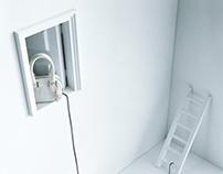 #37 WHITE Door