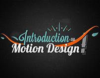 Tutoriel introduction au Motion Design