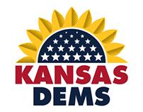 Kansas Dems - Logo & Directory Design