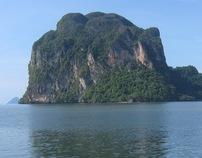 Golf von Thailand und Pazifikküste