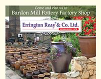 Errington Reay Leaflet