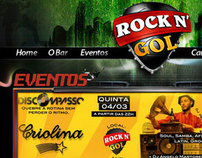 Website - Rock n' Gol
